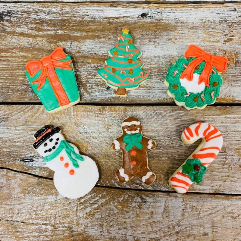 Birmingham, Hammer & Stain, cookies, cookie decorating, holiday cookies, cookie workshops