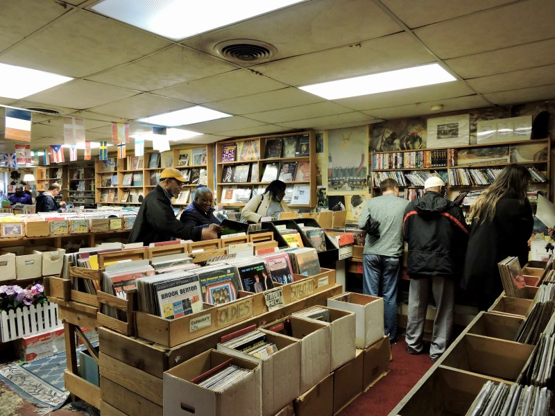 Charlemagne Record Exchange