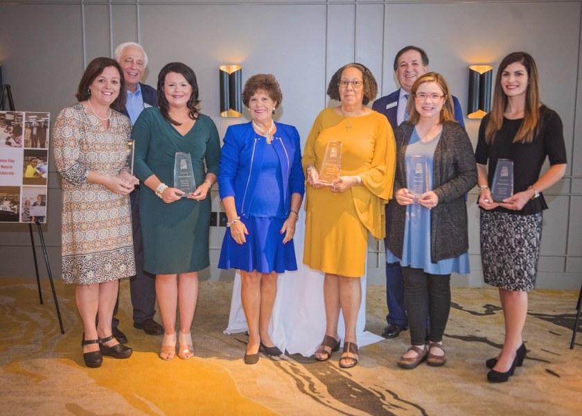 The Alabama Humanities Foundation award scholarships to five educators.