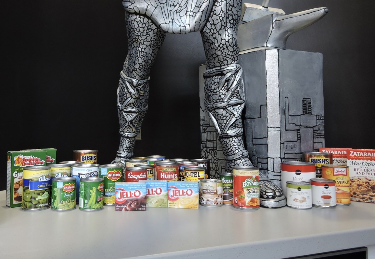 Support Birmingham at Magic City Dentistry's food drive in December for a chance to win big