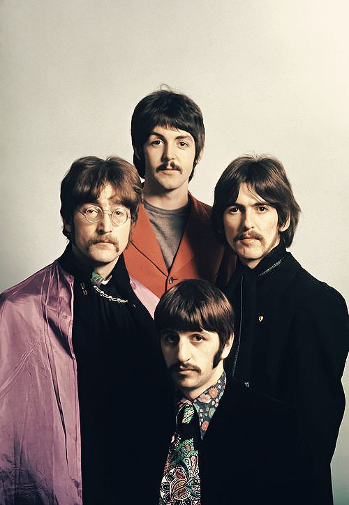 The Beatles are some of the team's music taste.