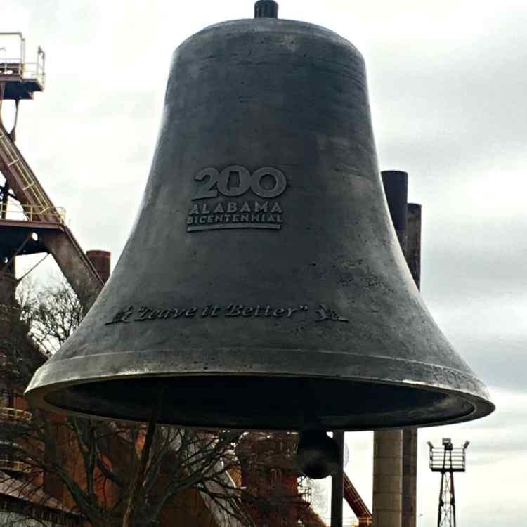 The New Alabama Bicentennial Children's Bell