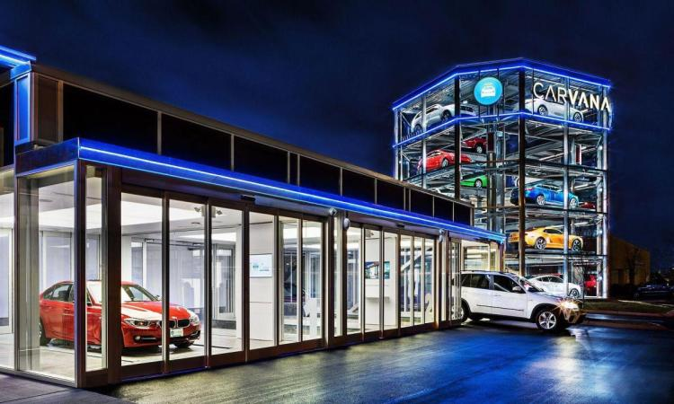 Carvana is coming to Bessemer soon