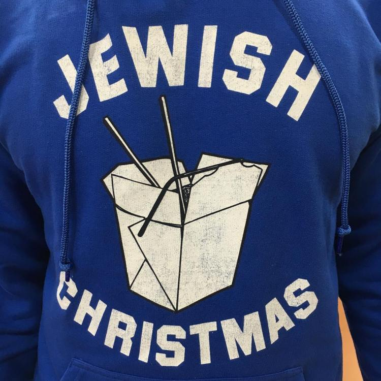 Jewish Christmas, but of course not really