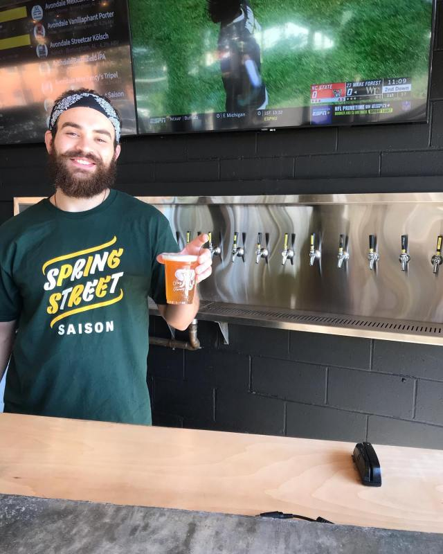 Birmingham, Avondale Brewing Company, Super Bowl, Super Bowl Sunday, beer, food