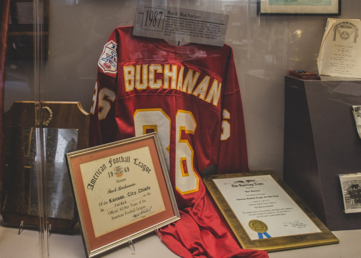 Birmingham Parker High School's Buck Buchanan named to NFL 100 All Time Team of Greatest Players