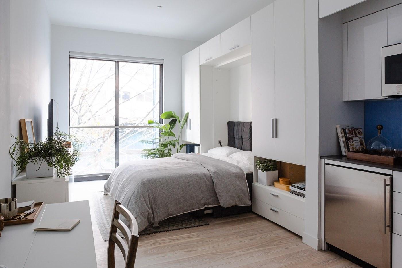 Micro-unit housing