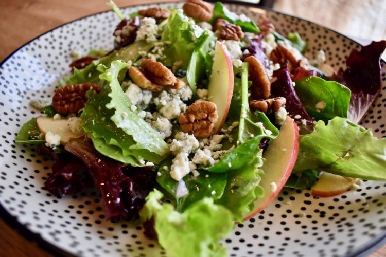 salad at Local 39 Homewood