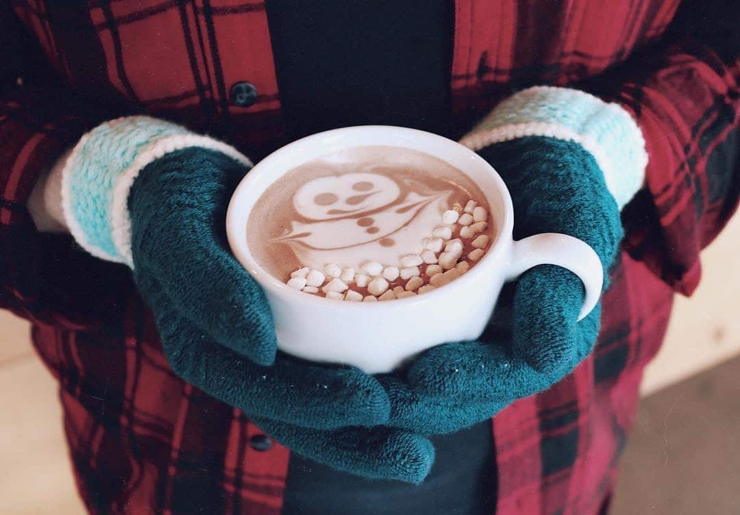 5 spots to grab a luscious hot chocolate in Birmingham