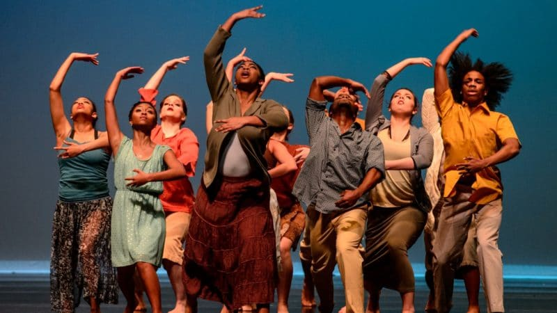 Don't miss the Alabama Dance Festival in Birmingham January 16-27