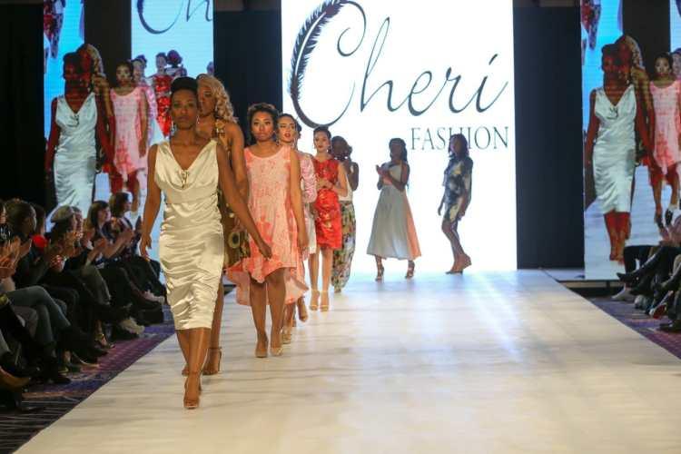 Cheri fashion show