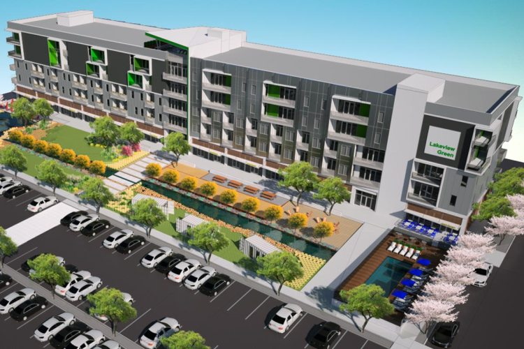 Lakeview Green Rendering Photo