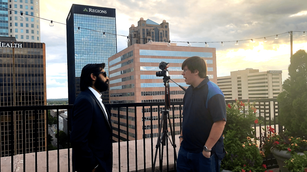 STEM UAB graduate students produce sci-fi film entirely in Birmingham