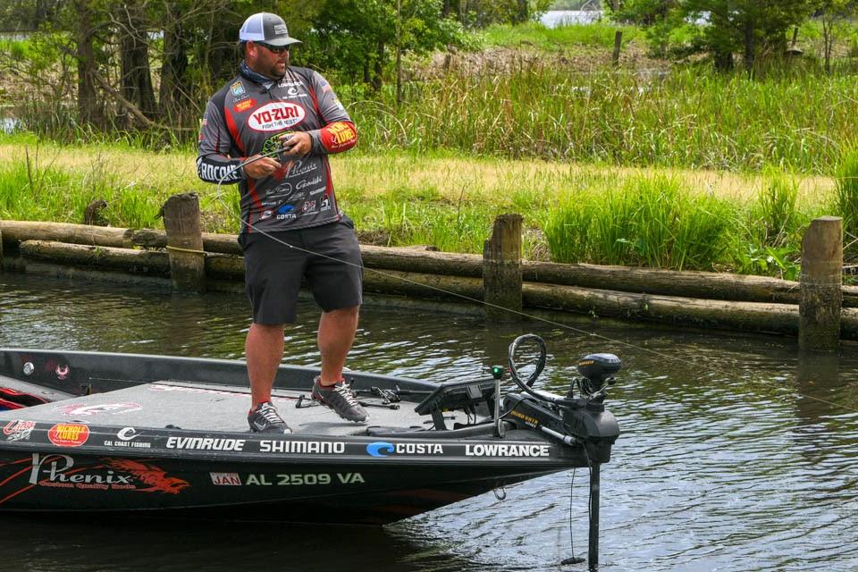 Birmingham, Bassmaster Classic, fishing