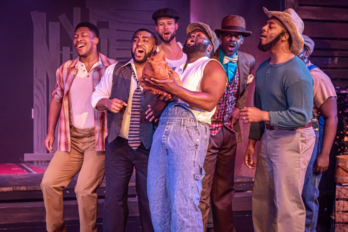 3 reasons to see Porgy and Bess now-Feb. 23. Save $6 with code BhamNow6.