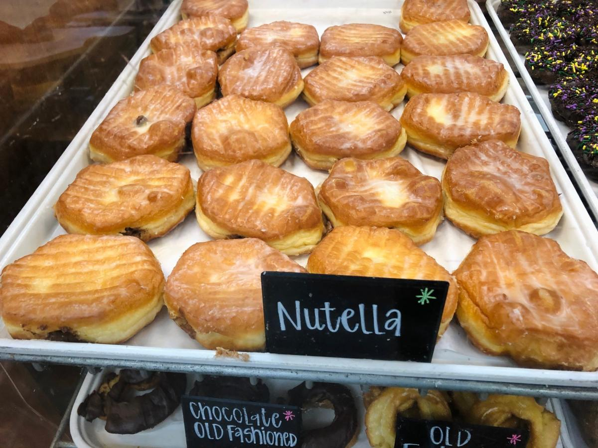 "Food Network names Heavenly Donut Company's ""Nutella"" doughnut one of the best in America"