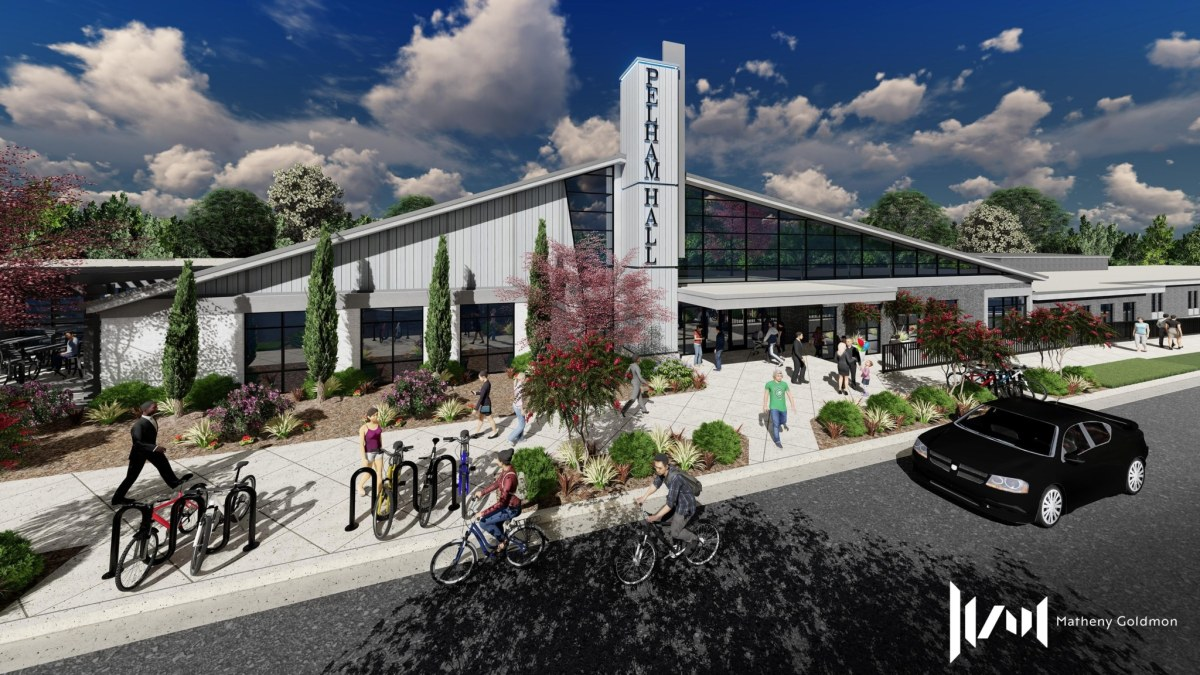 Exciting new mixed-use entertainment district coming to Pelham