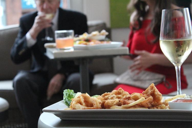 Birmingham, Vino, Valentine's Day, Valentine's dinner, Valentine's menu, food