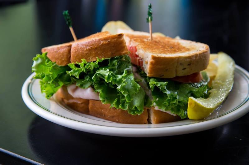 Birmingham, Three Earred Rabbit, turkey sandwich, turkey, sandwiches