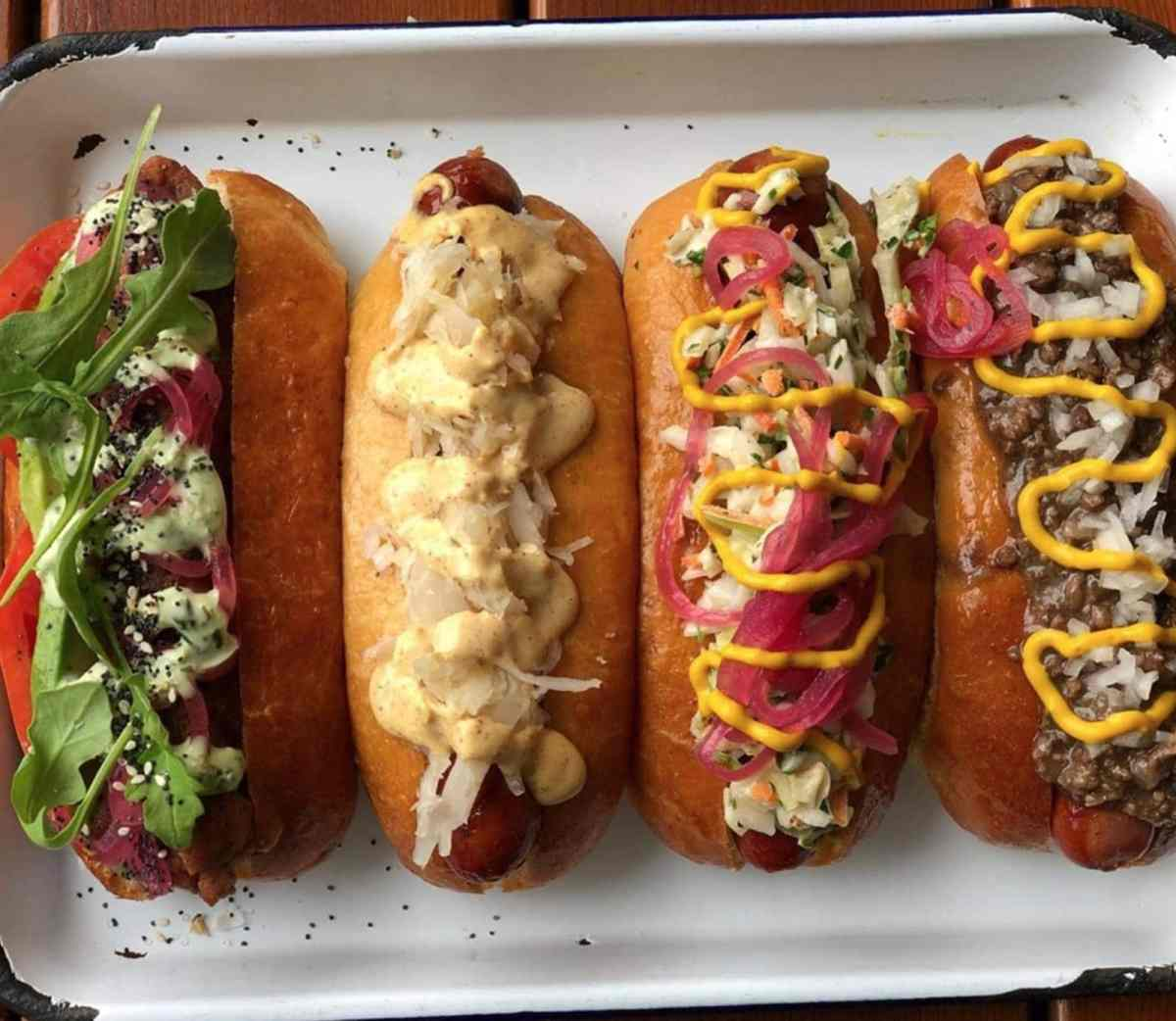 No two Birmingham hot dogs are alike. 9 local spots that have a hot dog for everyone.