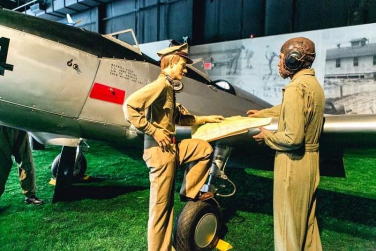 Tuskegee Airmen Exhibit