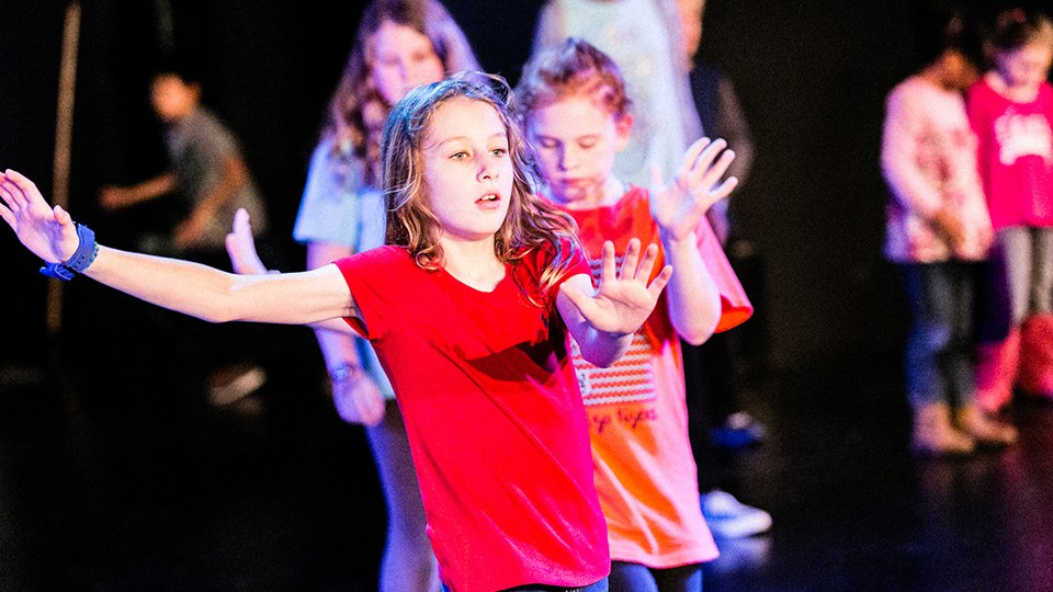 Birmingham, Red Mountain Theatre Company, summer camp