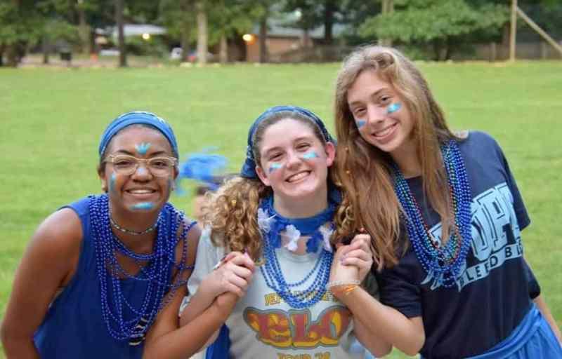 Birmingham, Riverview Camp for Girls, summer camp