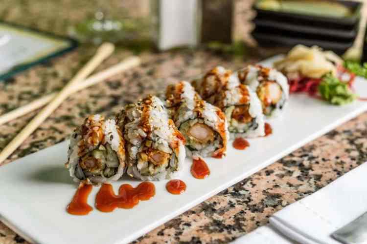Birmingham, NORI Thai and Sushi. new Asian restaurant