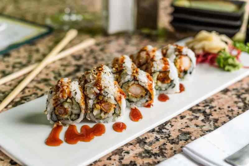 Birmingham, NORI Thai and Sushi