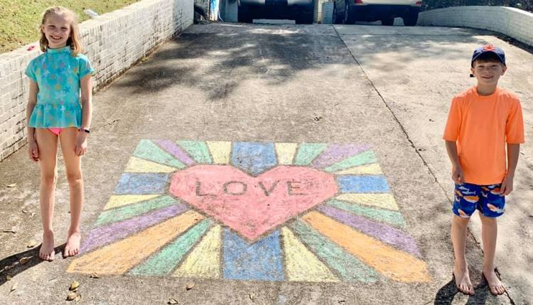 Birmingham, chalk art, Chalk The Walk, Chalk Your Walk