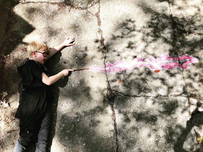 Birmingham, chalk art, Chalk Your Walk, Chalk The Walk