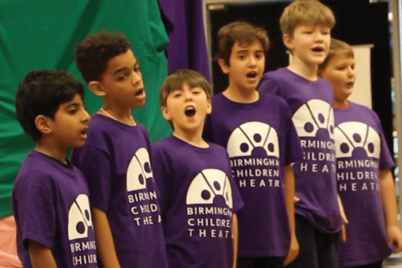 Birmingham, Birmingham Children's Theatre, summer camp