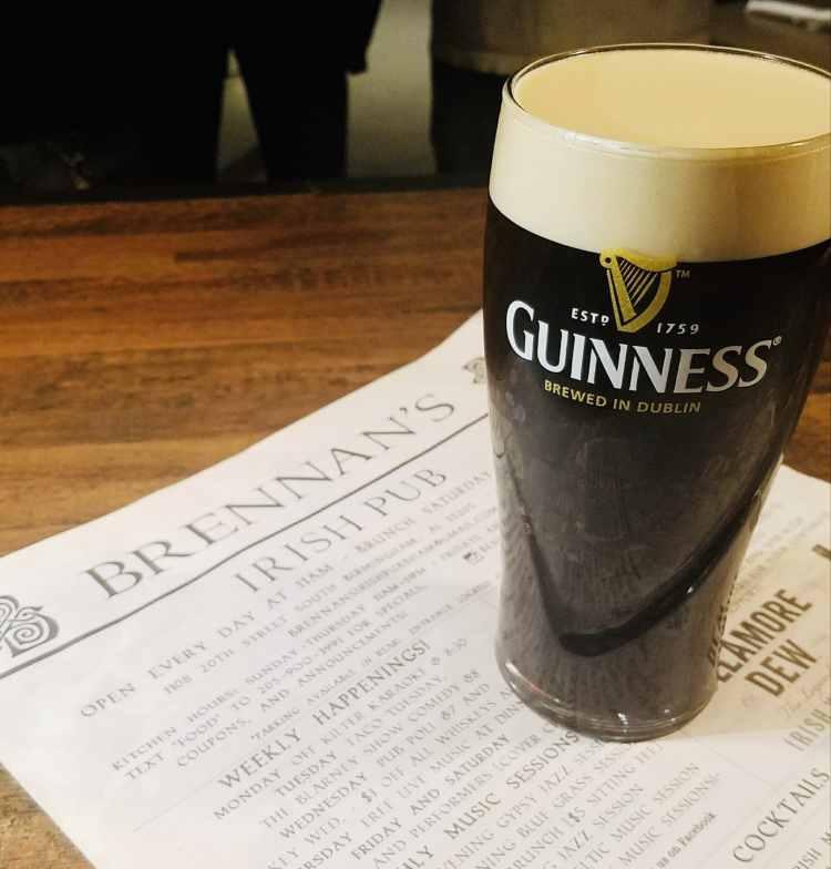 Birmingham,  Brennan's Irish Pub, St. Patrick's Day, Saint Patrick's Day