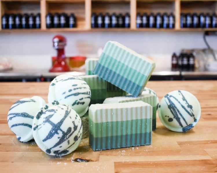 Birmingham, Buff City Soap, soap