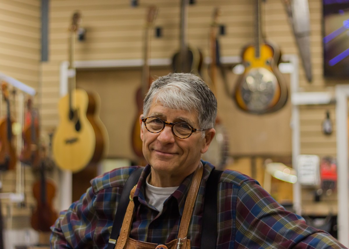 Bob Tedrow, owner of Homewood Music, is one of three people in the U.S. with this rare skill