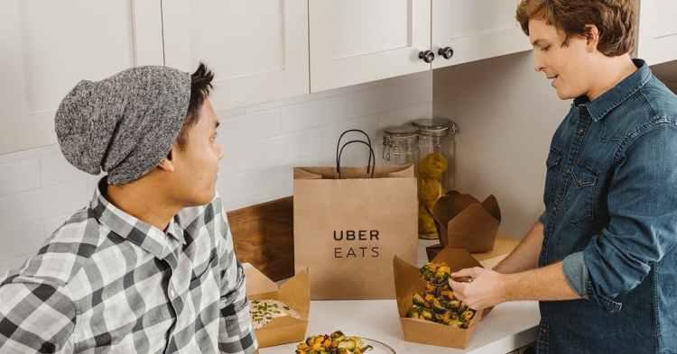 Birmingham, Uber Eats