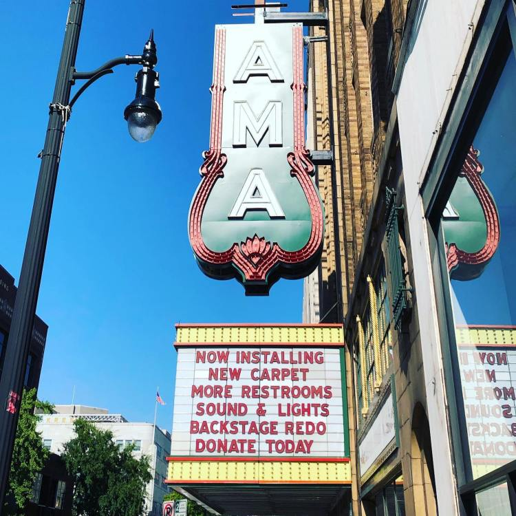 The Alabama Theatre
