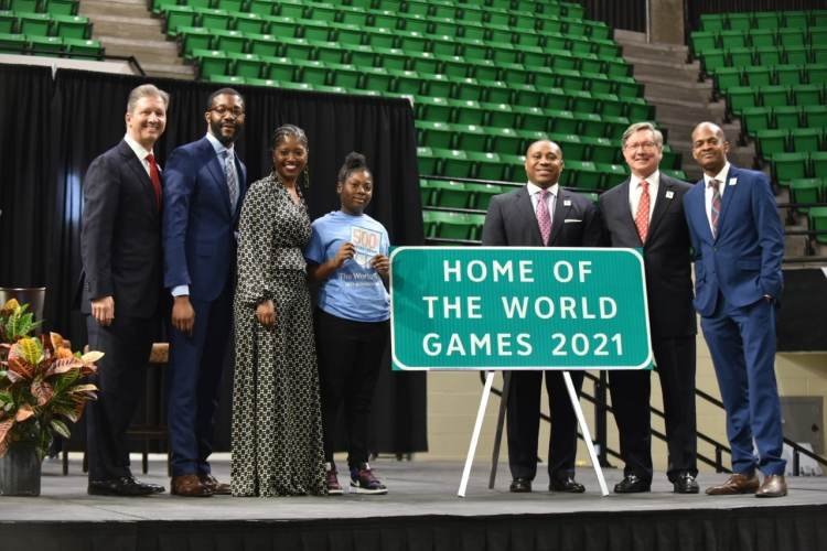 The World Games 2021