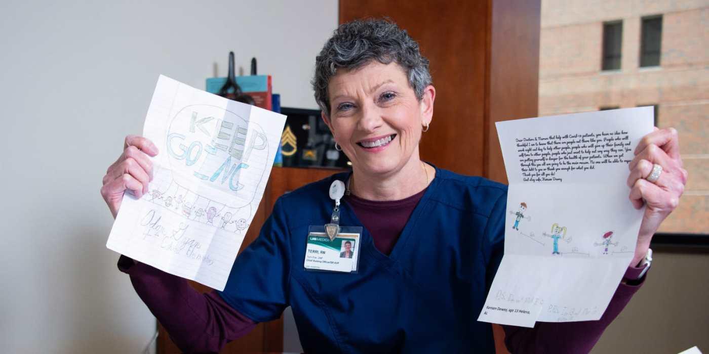 healthcare workers in Birmingham