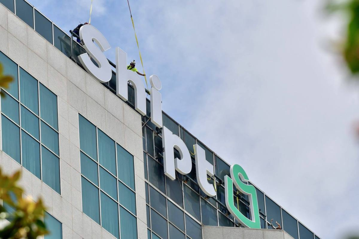 Shipt takes over the tallest building in Birmingham! Photos + more
