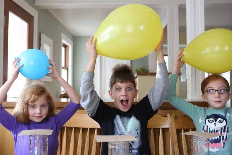 Birmingham, science, McWane Science Center, science experiments, static, static electricity