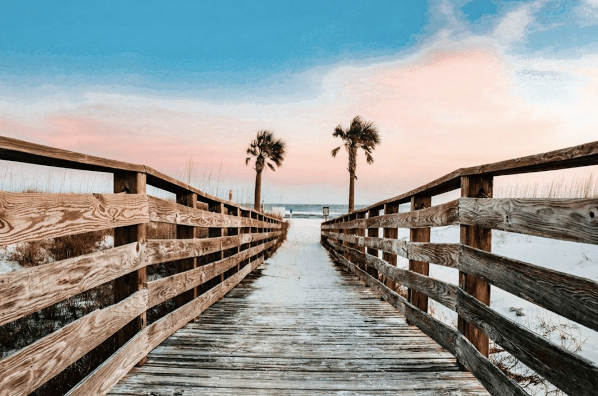 11 small towns, beaches + natural areas to visit within a day's drive from Birmingham