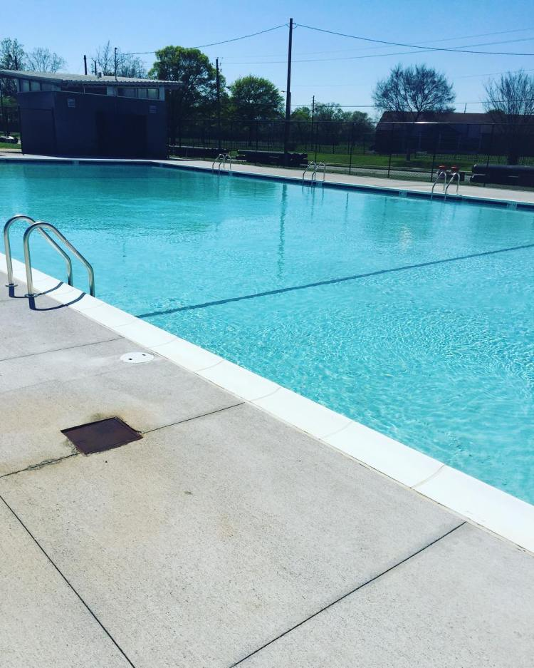 Birmingham public swimming pools are not open at this time