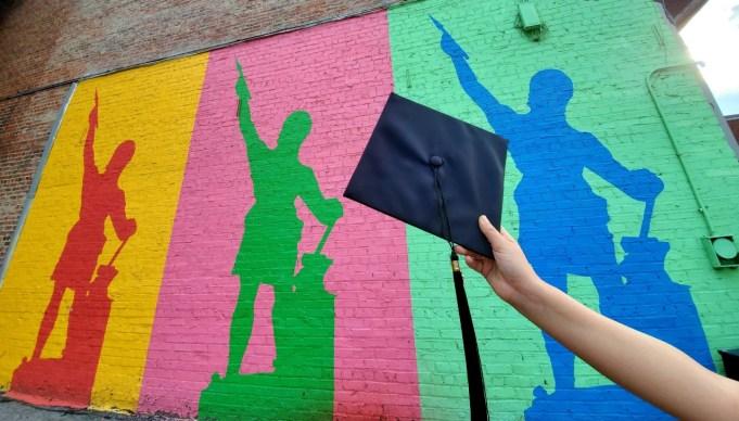 mural graduation