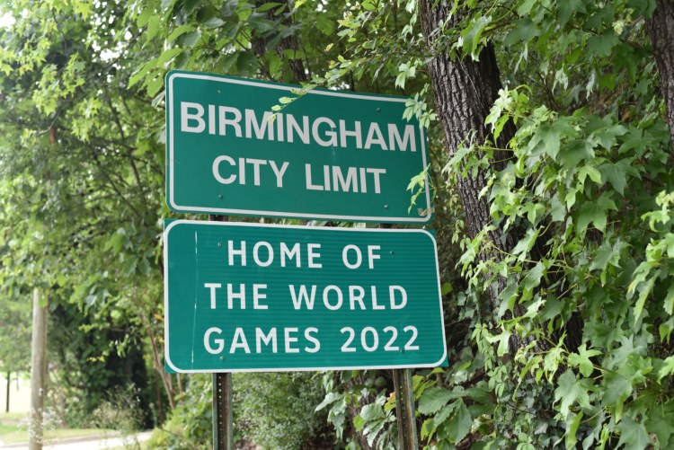 Birmingham City Limit