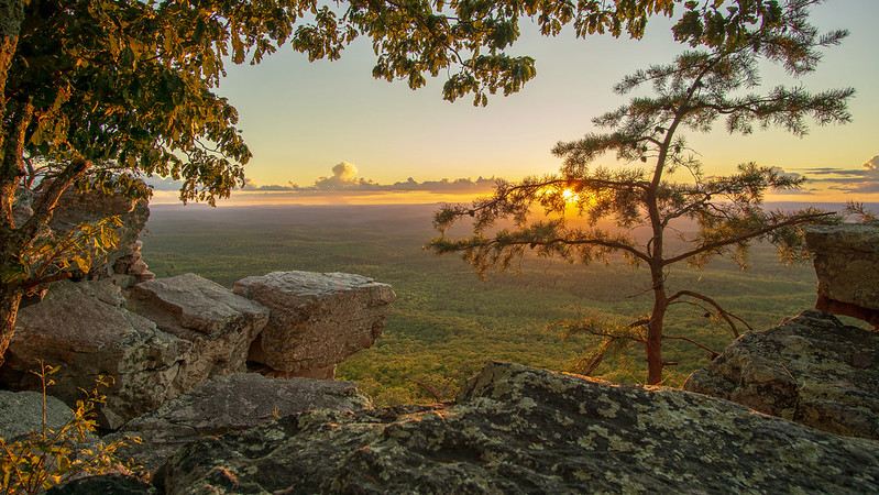 Get an inside look at Alabama's 10 Natural Wonders 23 years later