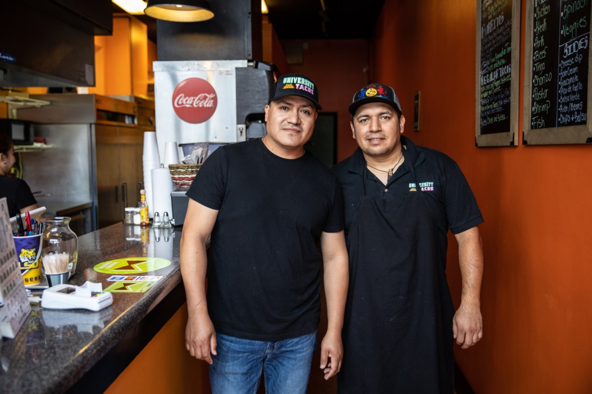 University Tacos to expand into former Lucy's Coffee & Tea space