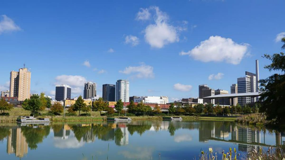 11 ways to enjoy a beautiful day at Railroad Park