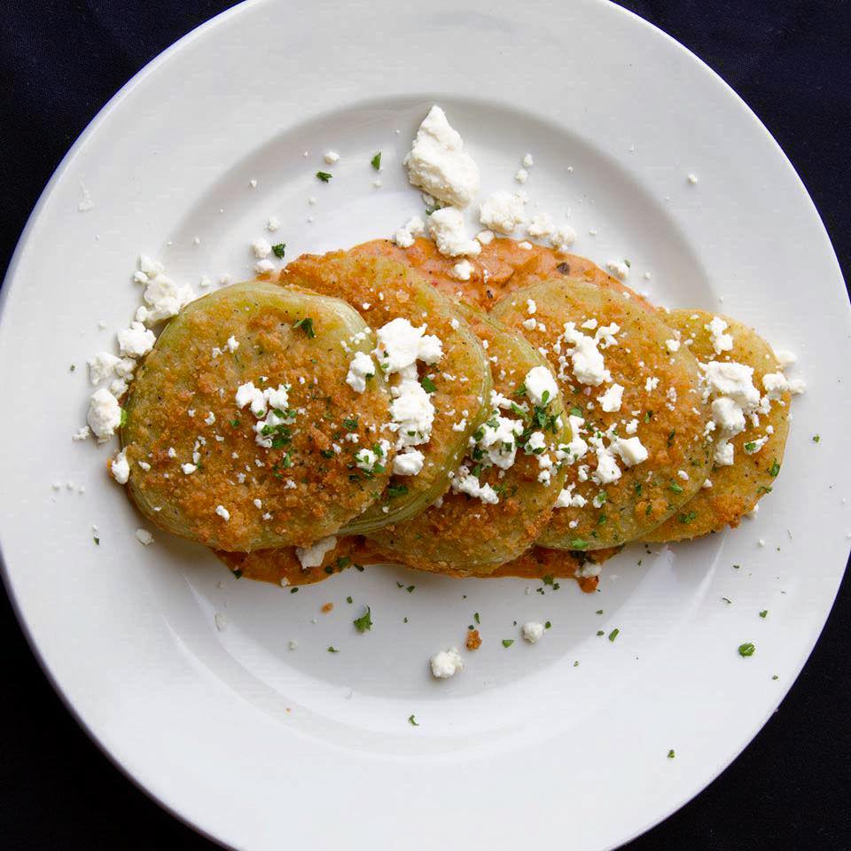 Tomato-tomato, 11 local businesses dishing out fried green tomatoes