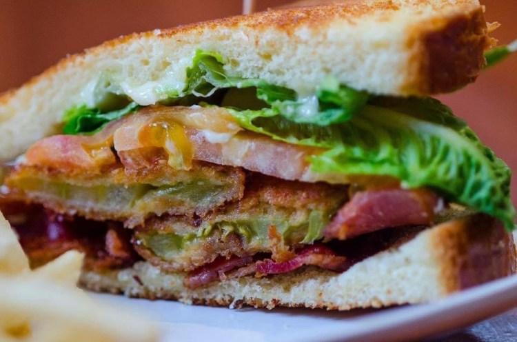 Birmingham, Ruby Sunshine, BLT, sandwiches
